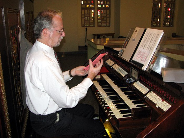 Koncert z  galerii  mistrzów  organy  i  sopran