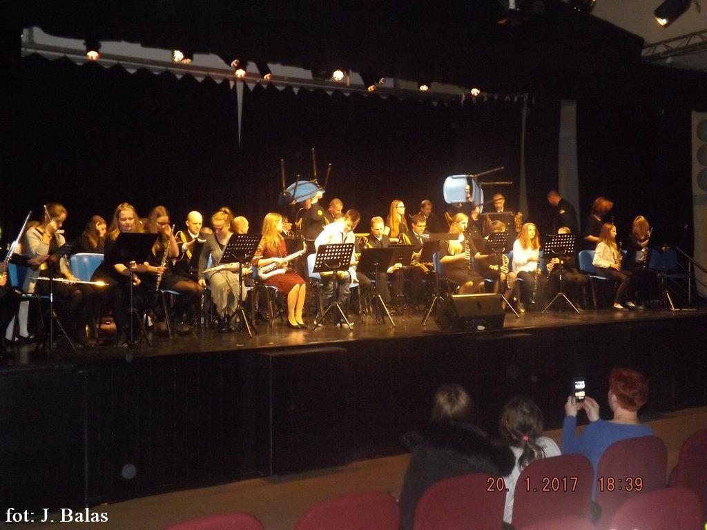 Koncert Noworoczny w MDK