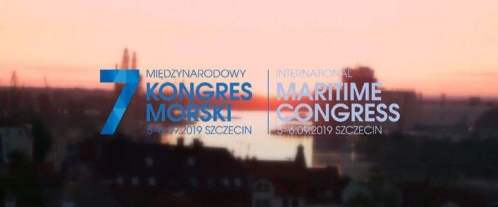 Rusza 7. Międzynarodowy Kongres Morski w Szczecinie.