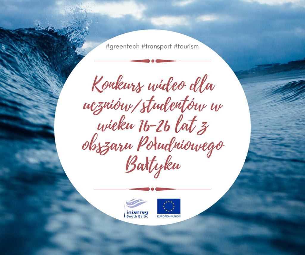 Konkurs wideo z obszaru Południowego Bałtyku.