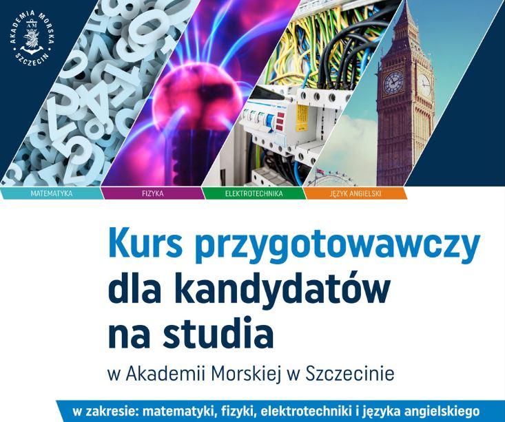 Kurs przygotowawczy na studia w AM w Szczecinie