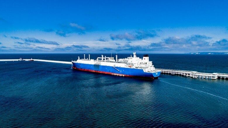 Świnoujście. Drugi transport LNG z USA w ramach długoterminowego kontraktu w 2020 r.