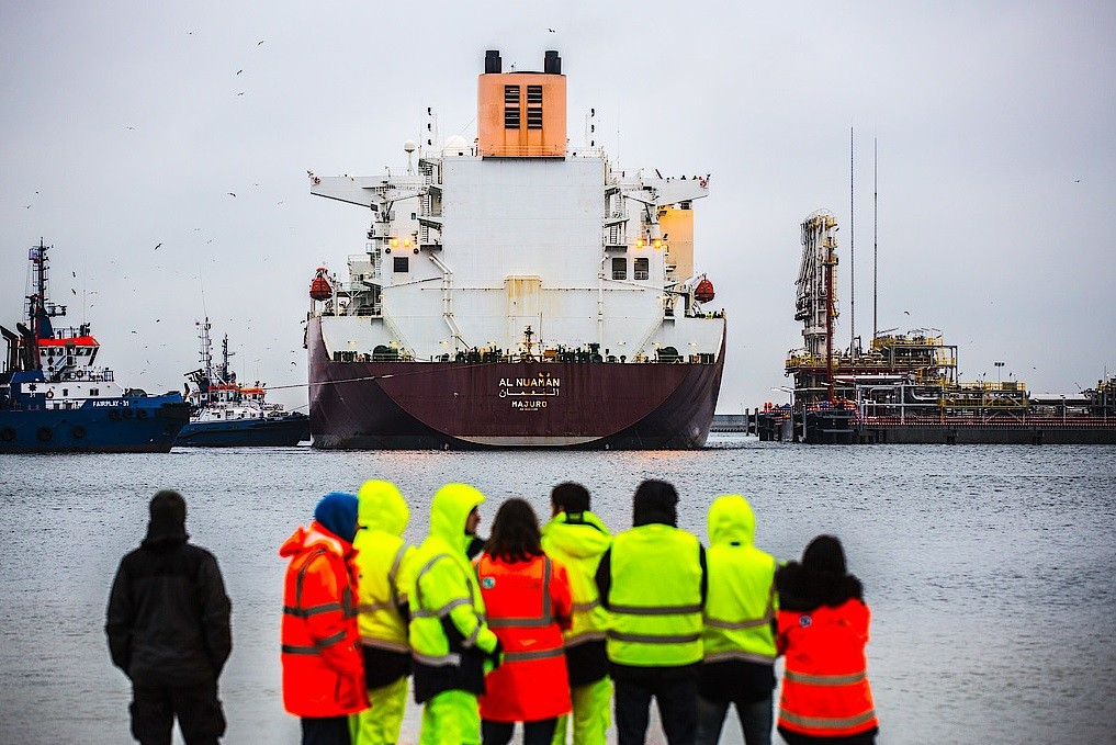 Świnoujście. Gaz-System spotyka się z firmami zainteresowanymi rozbudową terminala LNG