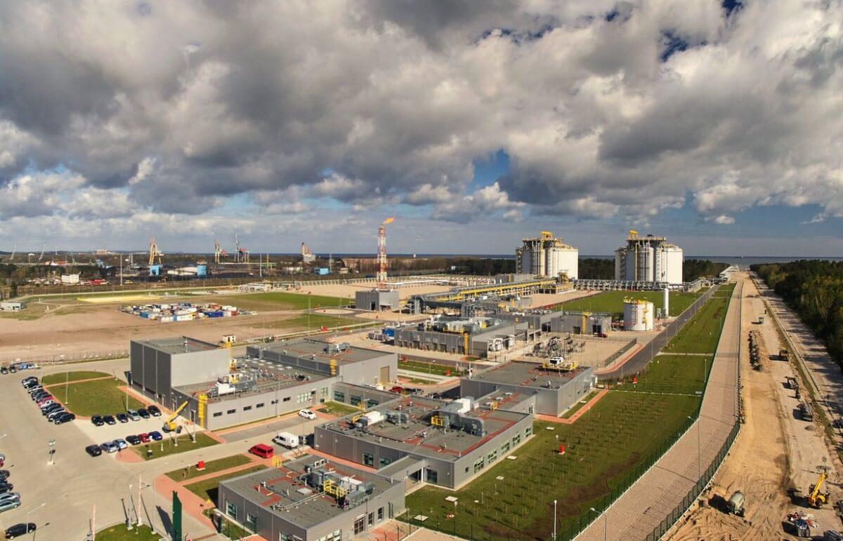 Świnoujście. Przetarg na rozbudowę terminala LNG w Świnoujściu o drugie nabrzeże