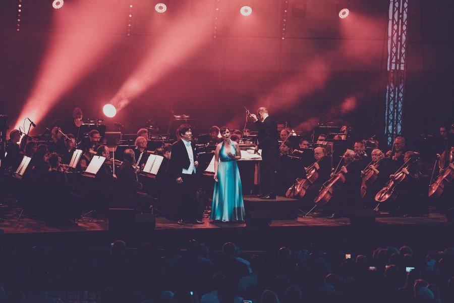 ŚWINOUJŚCIE - Letni Festiwal Operowy.