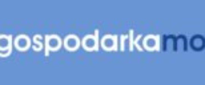 Gospodarka Morska logo