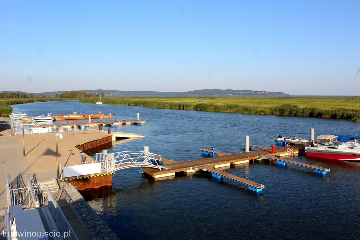 Świnoujście – Łunowo. Nowa marina. Tu warto przyjechać