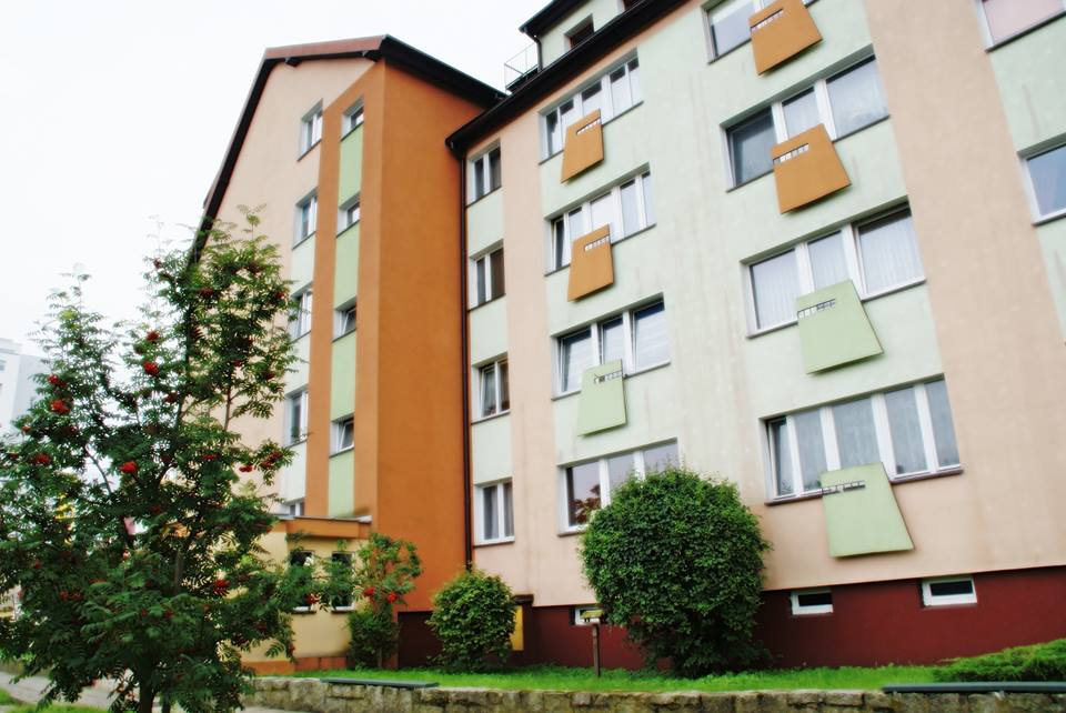 Mieszkanie 4 – pokojowe