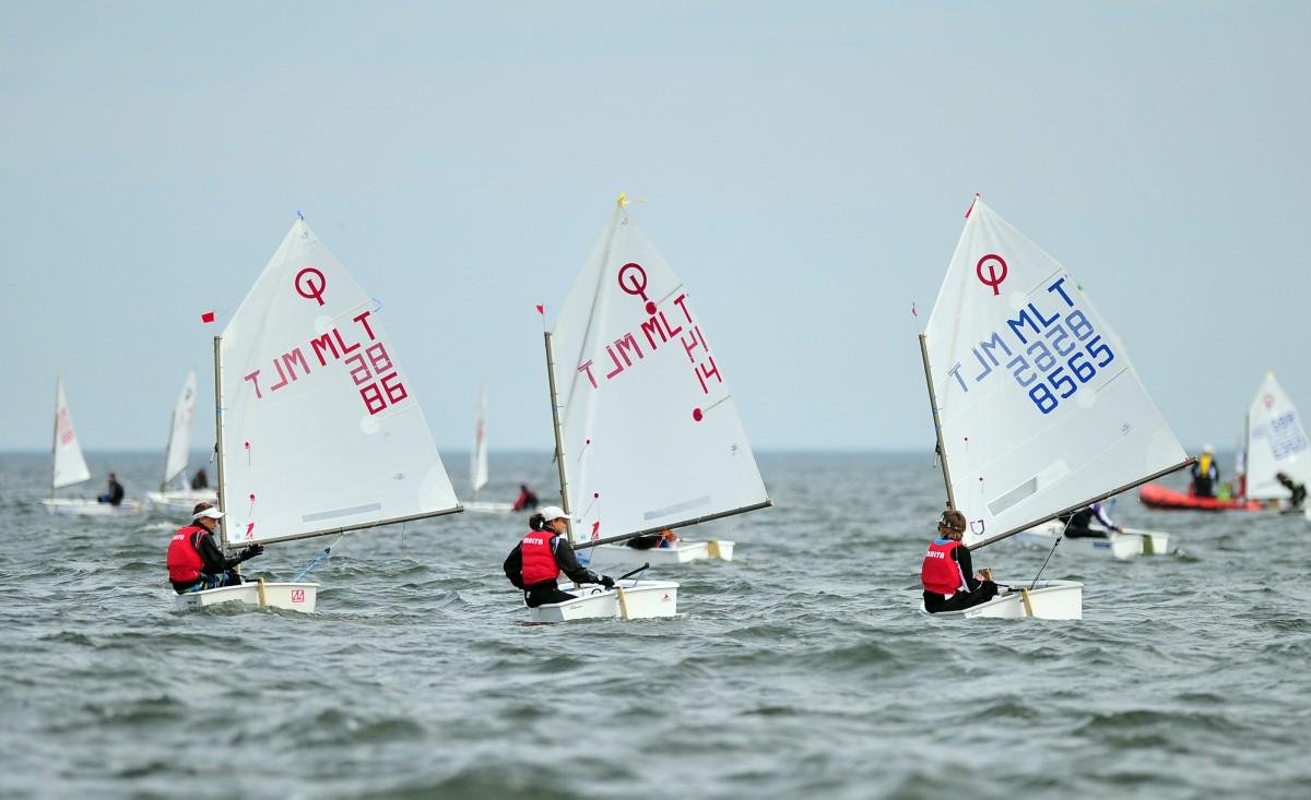 Międzynarodowe Mistrzostwa Klasy Optimist rozegrają się w Dziwnowie