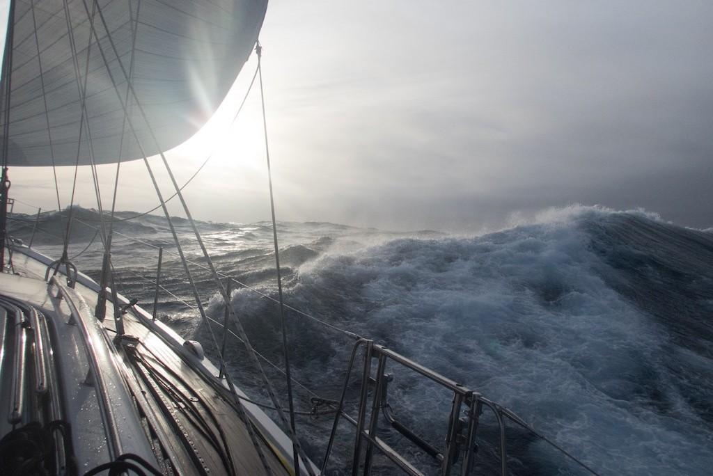 Katharsis II na Morzu Weddela – relacja