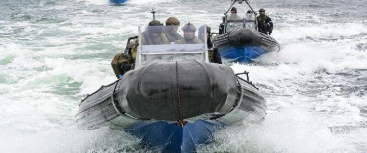 Morski Oddział Straży Granicznej prowadzi nabór do służby.