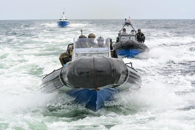 Morski Oddział Straży Granicznej prowadzi nabór do służby