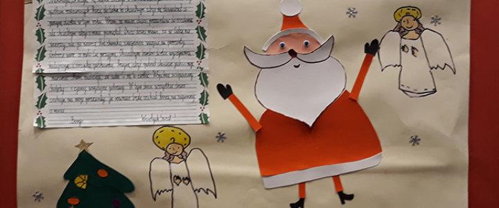 Najciekawszy list do św. Mikołaja