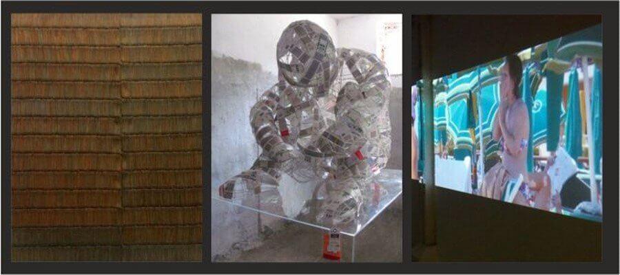 Nowe obiekty w kolekcji Muzeum Sztuki Współczesnej Muzeum Narodowego w Szczecinie.