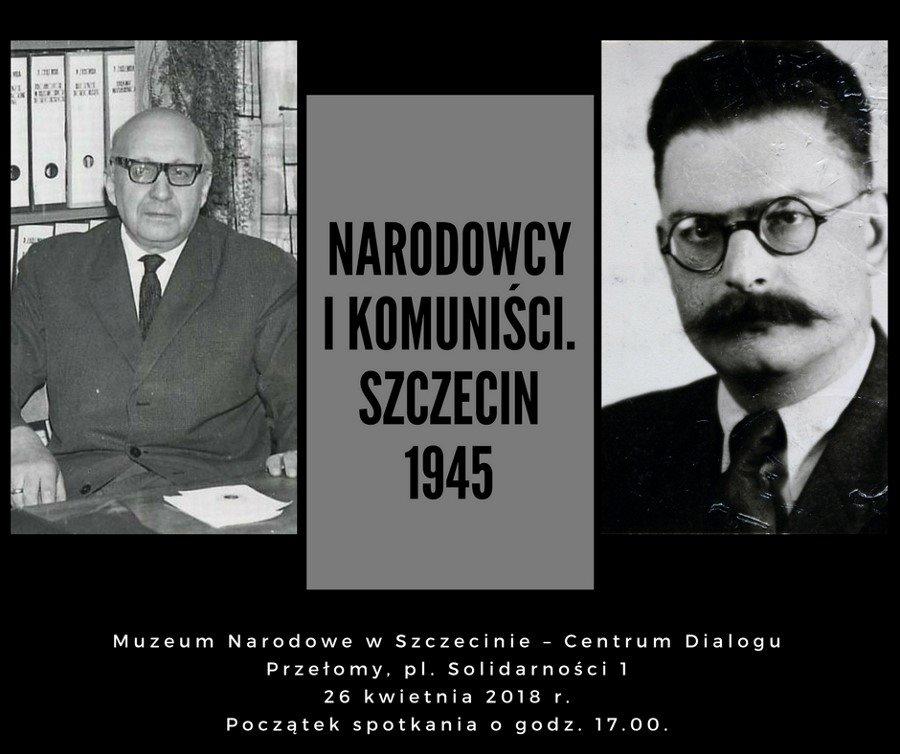 Muzeum Narodowe w Szczecinie. Kalendarium wydarzeń: 24 – 29 kwietnia 2018