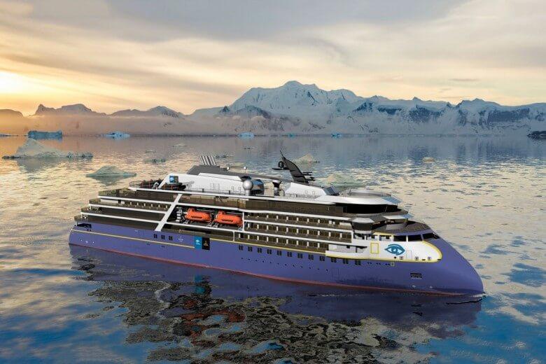 Stocznia CRIST weźmie udział w budowie kolejnego polarnego statku pasażerskiego National Geographic