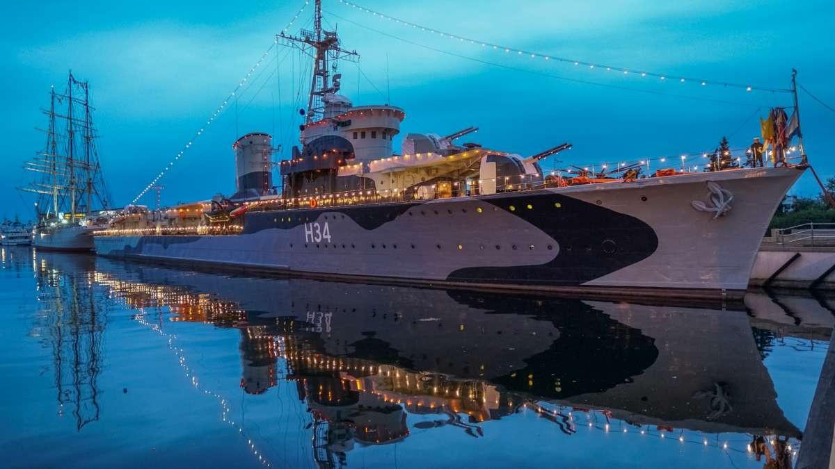 Marynarka Wojenna w Nocy Muzeów