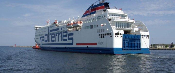 Prom Nova Star po próbach morskich