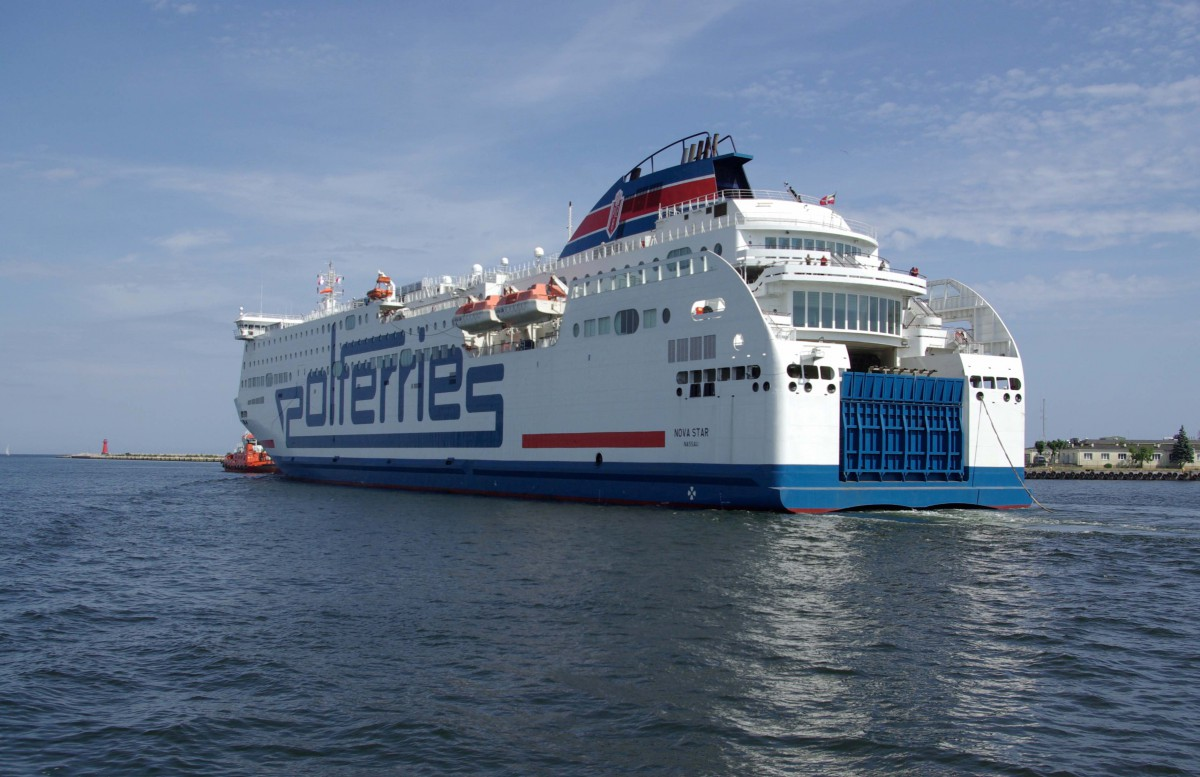 Prom Nova Star po próbach morskich, 11 lipca rozpocznie eksploatację