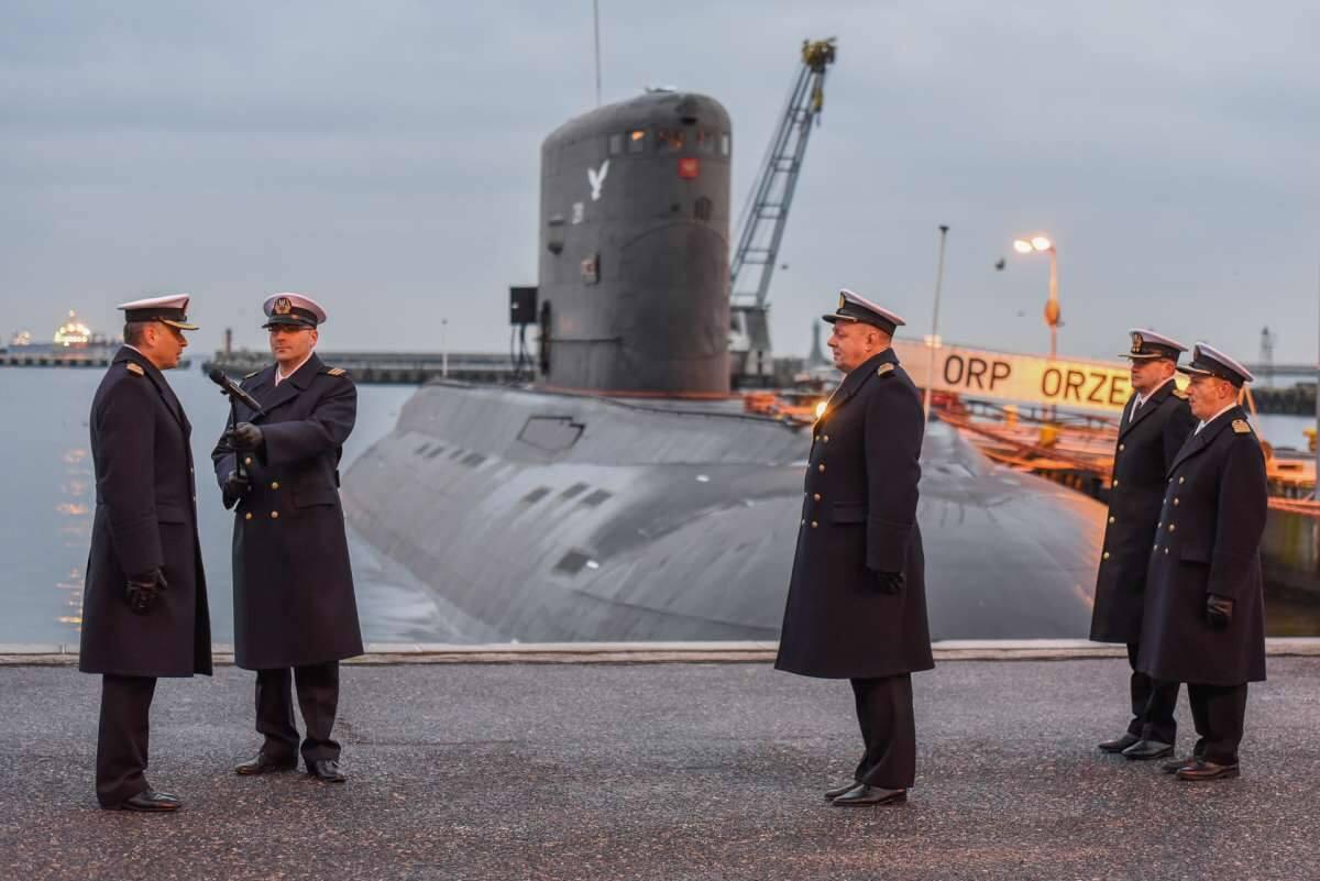 Nowy dowódca Dywizjonu Okrętów Podwodnych