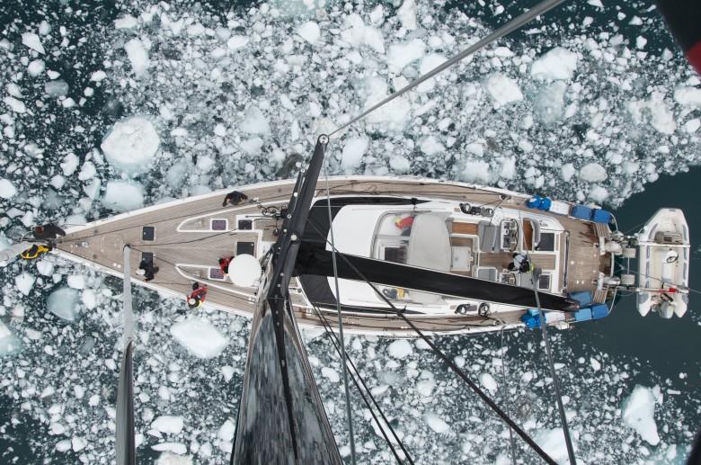 Okrążenie Antarktydy przez polską załogę oficjalnym rekordem świata