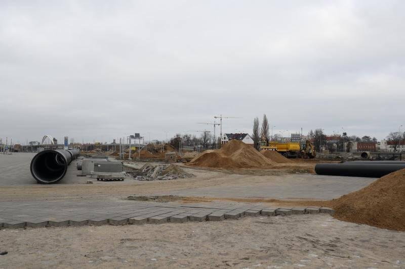 Nautilus Gdańsk. Zajrzyj na plac budowy największego oceanarium w kraju