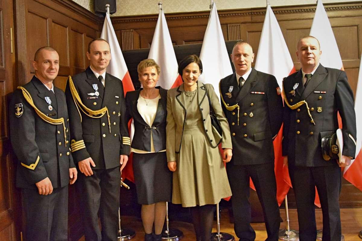 Wręczenie odznaczeń Zasłużony Honorowy Dawca Krwi – Zasłużony dla Zdrowia Narodu