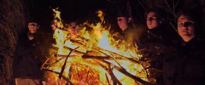 ogień niepodległości