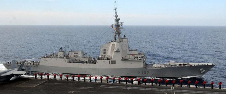 Sześć okrętów NATO wpłynie w piątek do Gdyni
