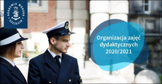 Akademia Morska w Szczecinie. Zmiana rozkładu godzinowego zajęć.