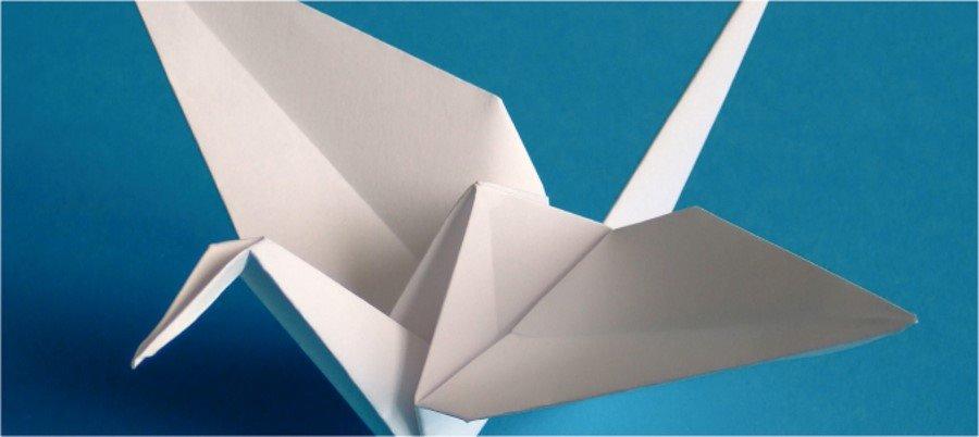 Poszukiwanie sztuki i matematyki w świecie origami