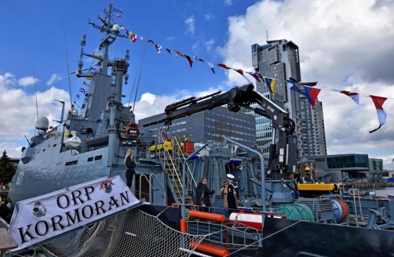 TOP Produkt Pomorskie 2018: Prowadzi ORP Kormoran!
