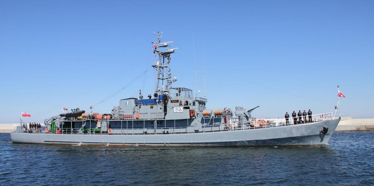 ORP Mewa – zasłużony kandydat na okręt muzeum