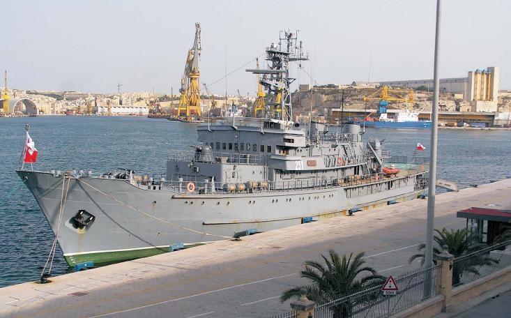 Przyszli polscy i arabscy marynarze przejdą wspólne praktyki morskie