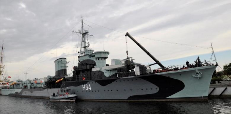 Święto Morza z Muzeum Marynarki Wojennej w Gdyni (program)