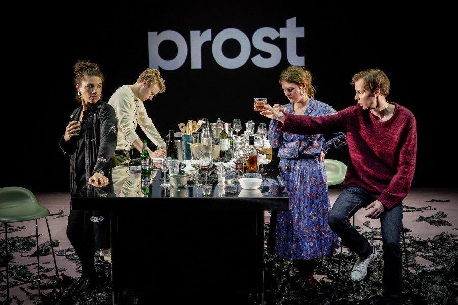 54. PTMF (Przeglądu Teatrów Małych Form) KONTRAPUNKT 2019: 12. Dzień berliński