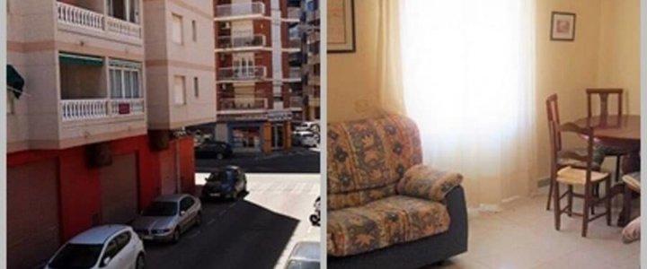 Hiszpania. Mieszkanie w Torrevieja.