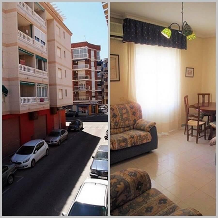 Hiszpania. Mieszkanie w Torrevieja