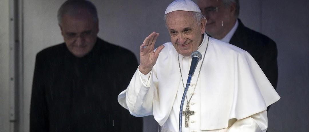 Papież pozdrowił uczestników rejsu Daru Młodzieży