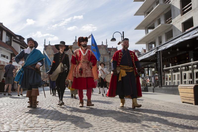 Zlot Żaglowców Baltic Sail rozpoczęty – nie przegap tego, co najlepsze