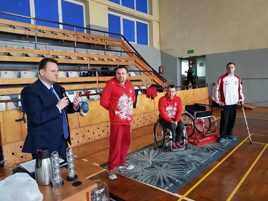 Sportowcy Paraolimpijczycy do młodych