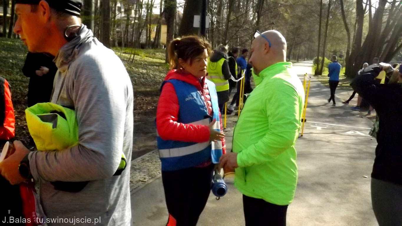 Świnoujście. Druga sobota kwietnia gościła w świnoujskim Parku Zdrojowym