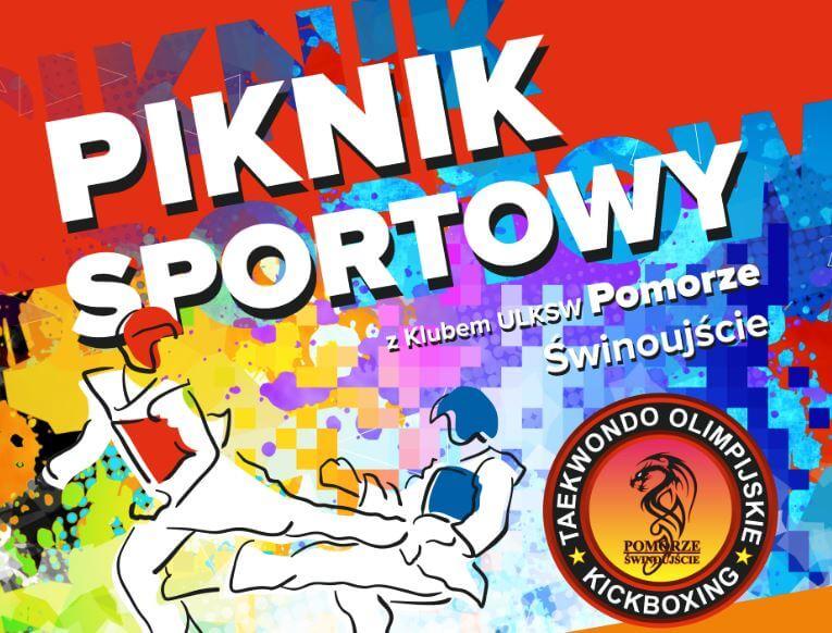 Piknik Sportowy z klubem ULKSW Pomorze Świnoujście