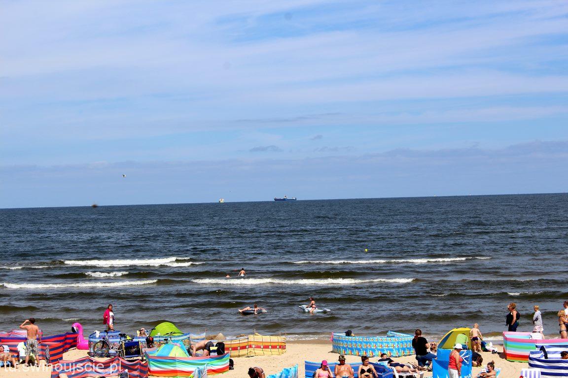 Świnoujście. Polska chce zachęcić Ukrainę do wypoczynku nad Bałtykiem