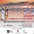 Świnoujście. Karate Kyokushin. Ponad 300 zawodników nie tylko z Polski.