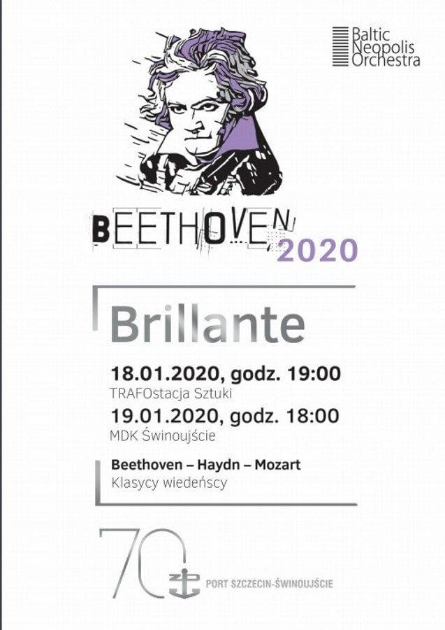 Świnoujście. ROK BEETHOVEN'OWSKI z Baltic Neopolis Orchestra.