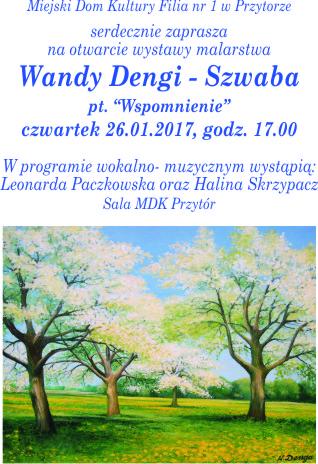 Wspomnienie. Wanda Denga-Szwaba