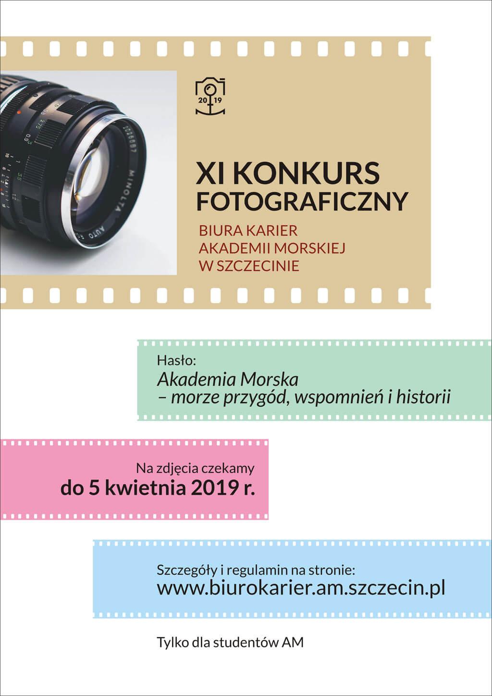 """XI Konkurs Fotograficzny – """"Akademia Morska w Szczecinie"""