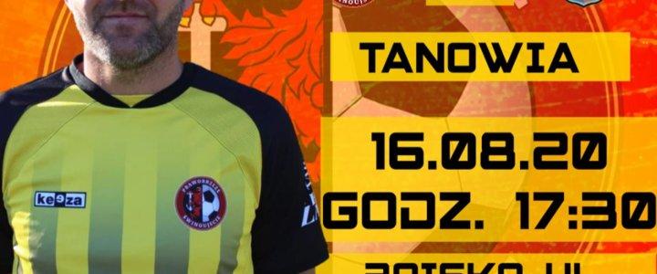 Zapowiedź Prawobrzeże Świnoujście -Tanowia Tanowo.