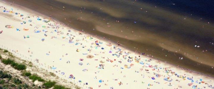 Świnoujście najlepszym ośrodkiem plażowym w Polsce.